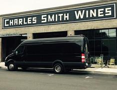 Black Party Bus - Charles Smith Wines - Walla Walla