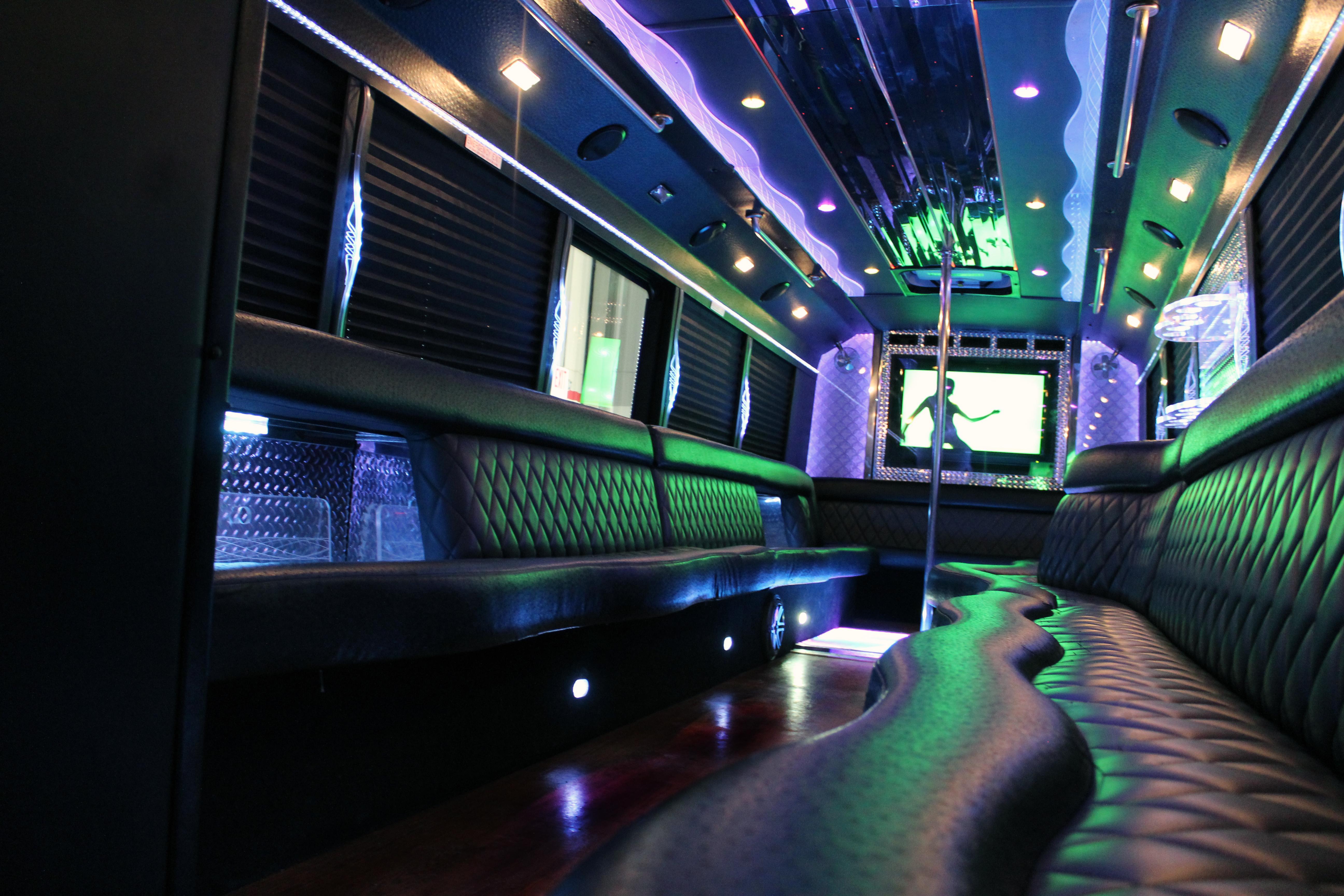 B.I.G. Bus Interior