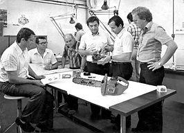 Процесс разработки инженерами бензопилы Oleo-Mac