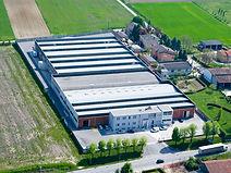 Завод по производству опрыскивателей Caiman в Италии, Casalromano