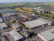 Завод по производству газонокосилочных машин (тракторов) Caiman в Чехии, Jičín