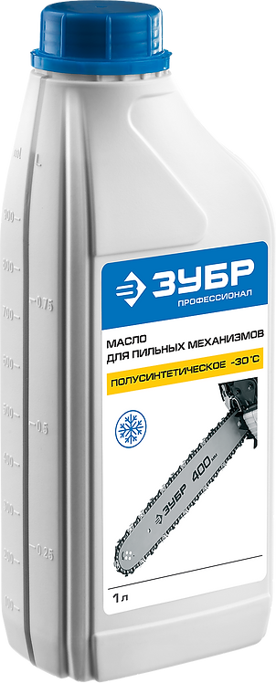 Масло для цепи ЗУБР п/с (1л)