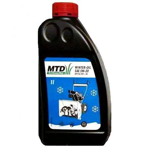 Масло 4-тактное зимнее MTD SAE 5W-30 (1л)