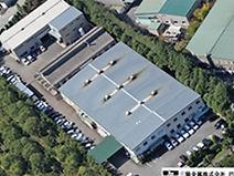 Завод по производству профессиональных дисков для бензокос Caiman в Японии, Miki