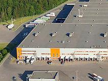 Завод по производству мотоблоков, газонокосилок, подметальных машин и культиваторов Caiman в Москве, Россия