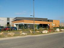 Завод по производству генераторов и мотопомп Caiman во Франции, Marne La Vallee