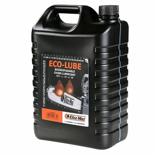 Масло для цепей Ecolube на растит. основе Oleo-Mac (5л.)