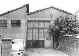 Первый цех по производству техники Oleo-Mac в Италии. 1972 год