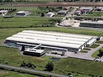 Завод по производству бетоносмесителей Caiman в Италии, Poggibonsi