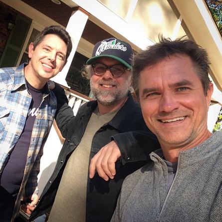 With Sheldon Zero & Shawn Byrne
