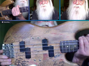 An Iconic Rock Musician and What Makes Us Feel Truly 'At Home', with Legendary Bassist Leland Sklar