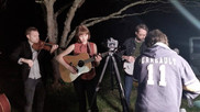Filming Molly Tuttle