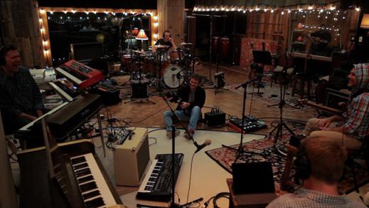 In Studio with Blues Traveler