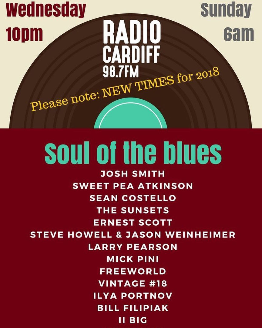 Soul of the Blues playlist
