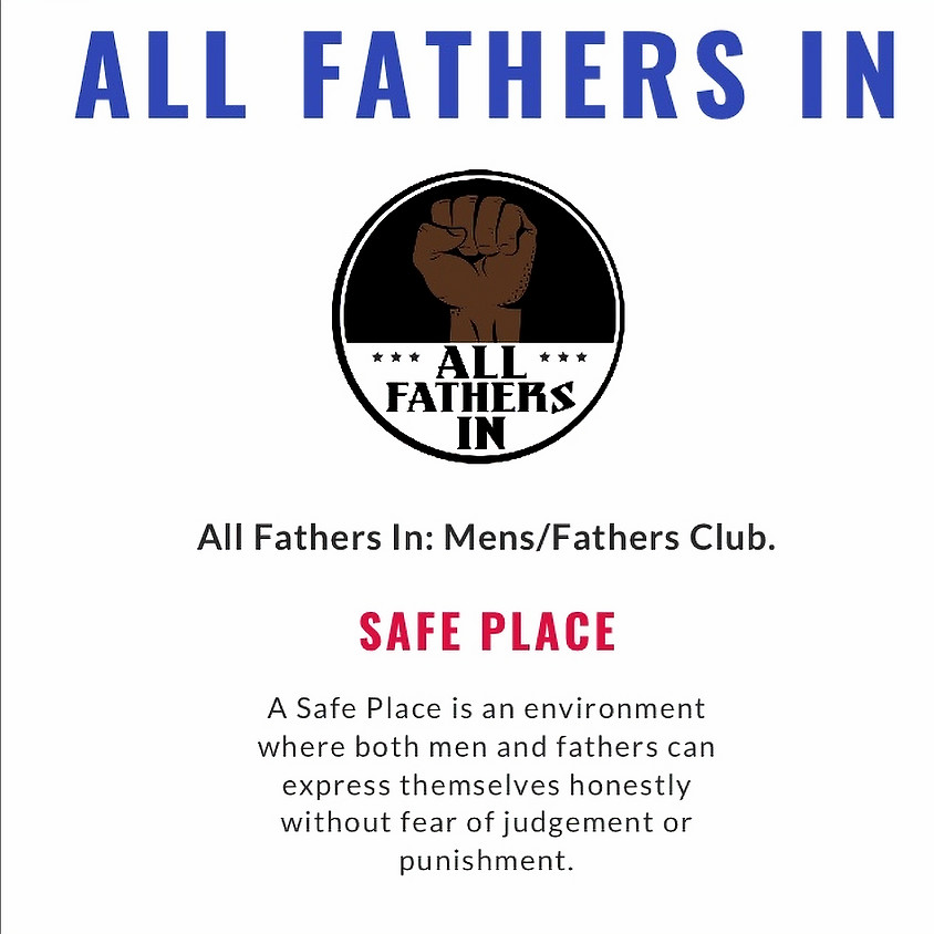 All Father's-Men's Club