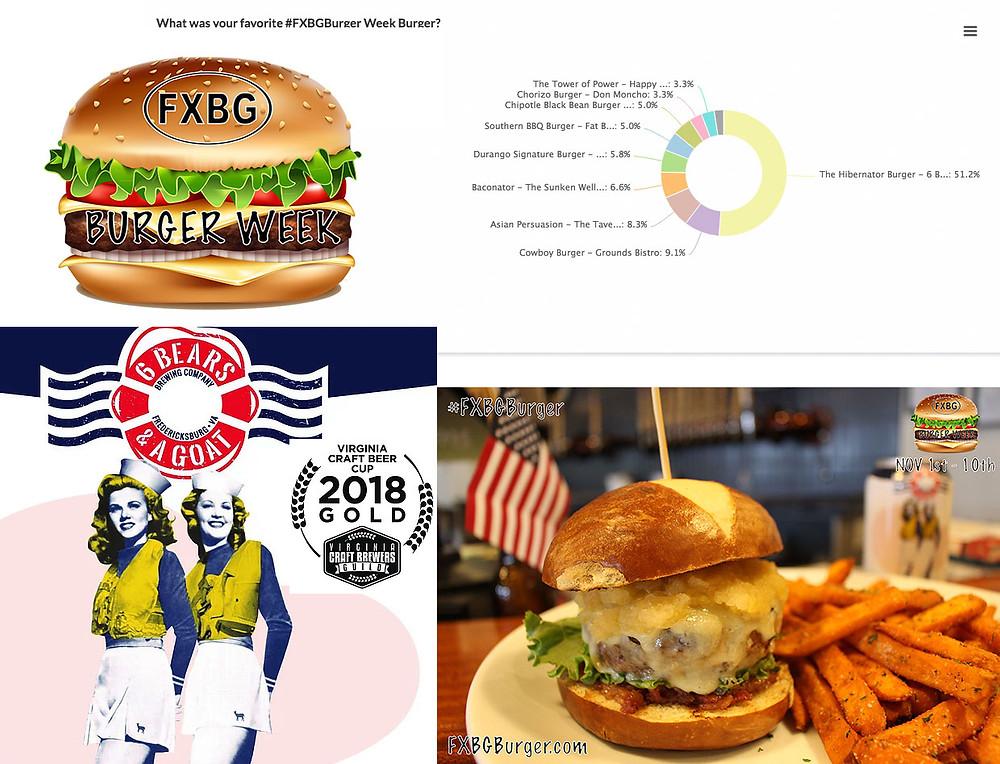 #FXBGBurger #FXBGBurgerWeek #BurgerWeek