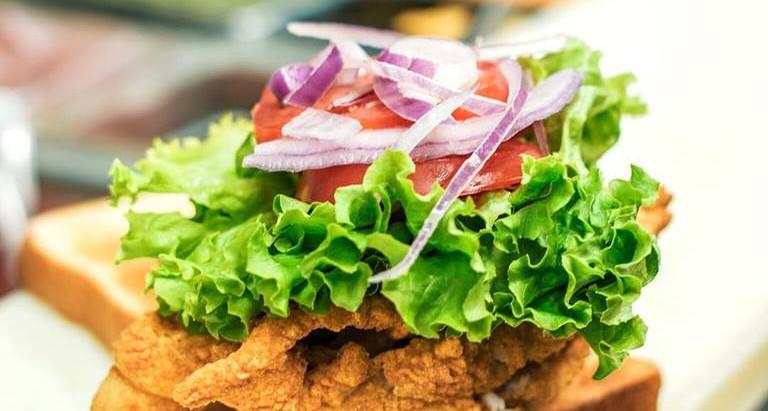 Fish N Grill Fish Sandwich
