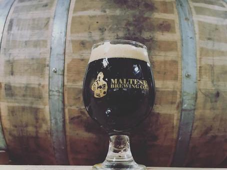 Maltese Brewing Company Howdy Doody Bourbon Barrel Release