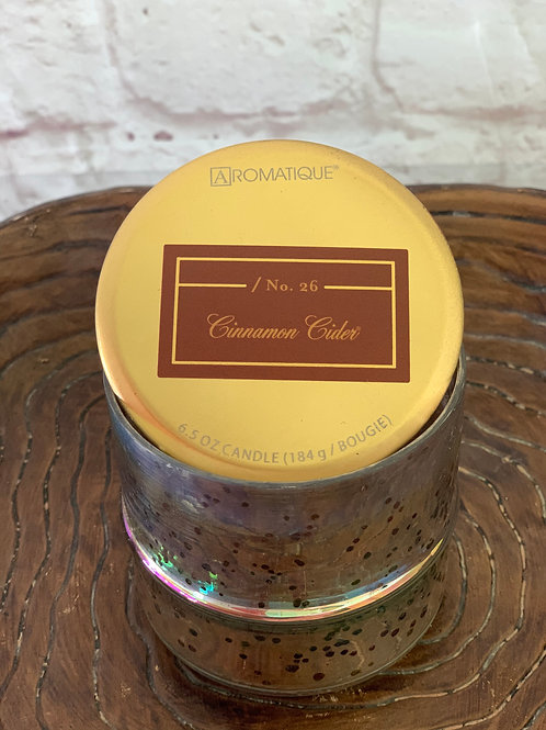 + Cinnamon Cider 6.5 oz Candle (ADD ON ONLY)