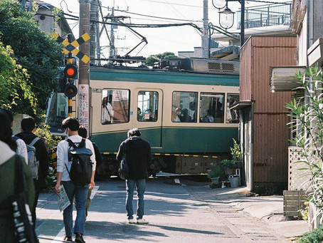 【まちあるき】鎌倉パシャり散歩