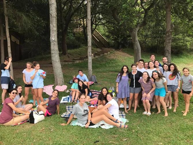 Fed Camp Reunion