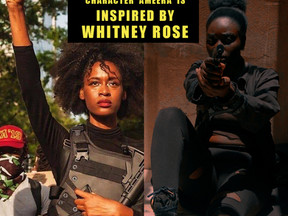 Black Land Character 'Ameera' Is Inspired by American Activist Whitney Rose