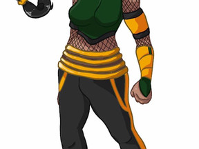 First Look at The Jamaican Superhero 'Vybe' at Anime Jam Online