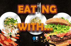 Eating With Poster