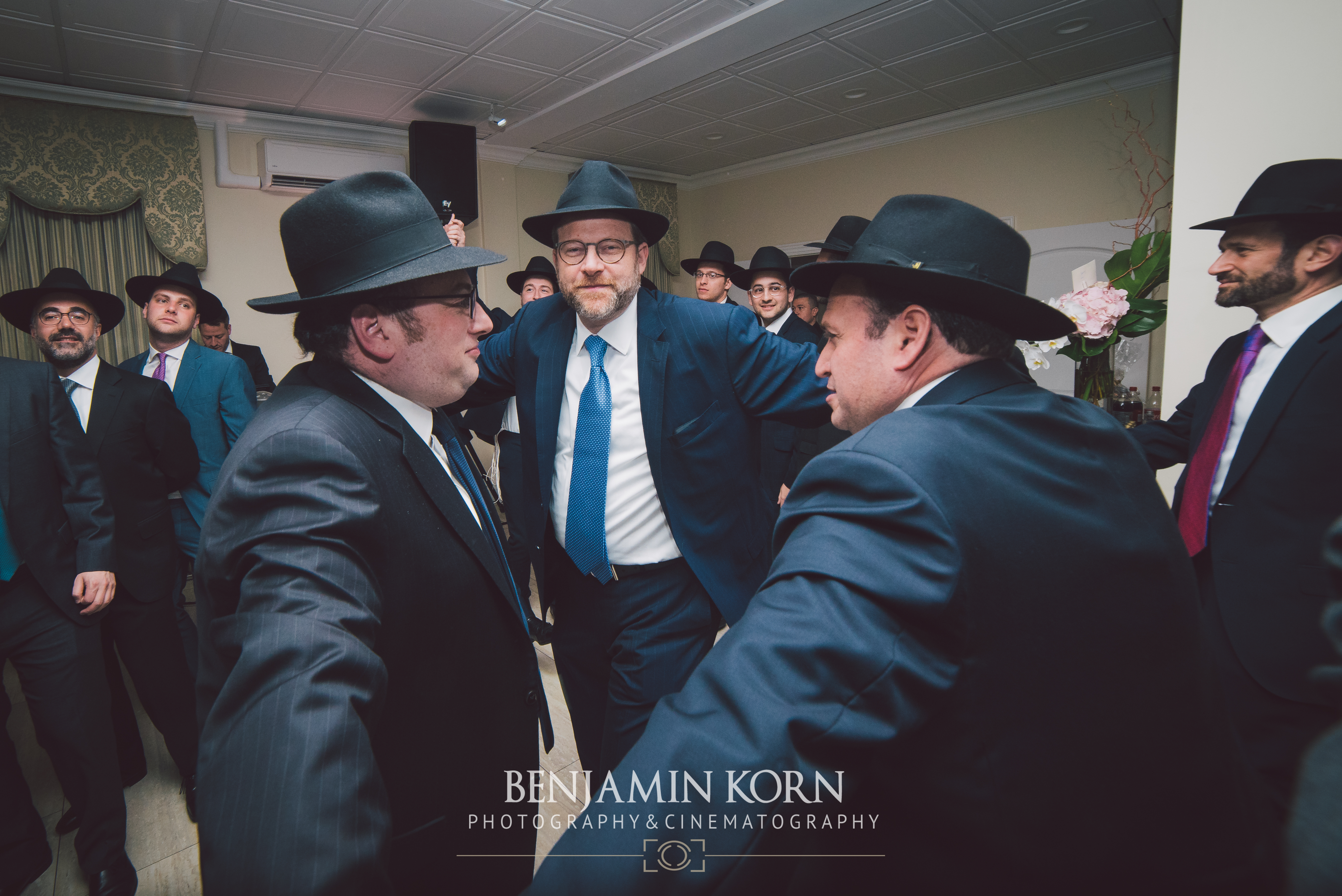 Yehuda & Ricki Vort-2775