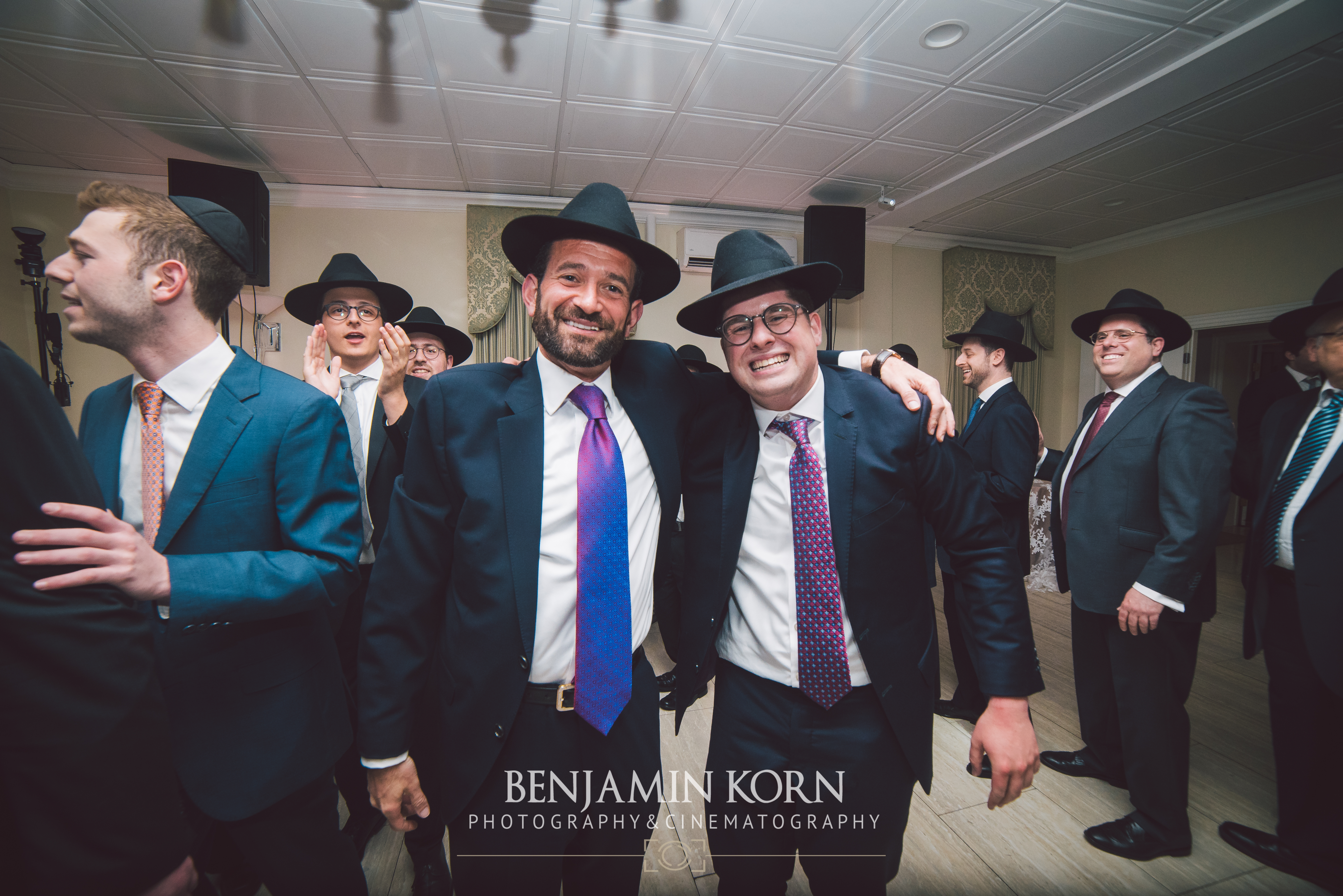 Yehuda & Ricki Vort-2790