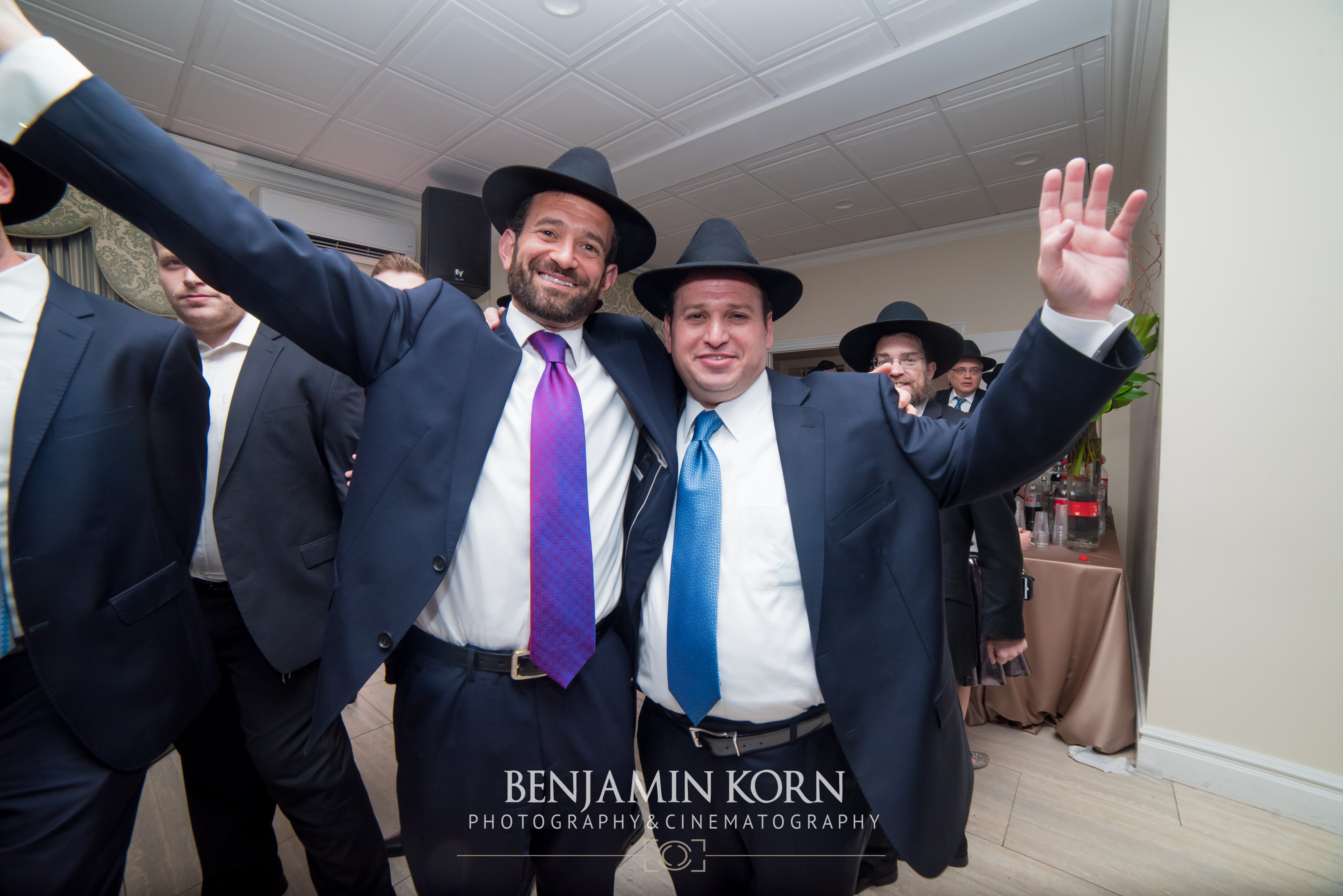 Yehuda & Ricki Vort-2810