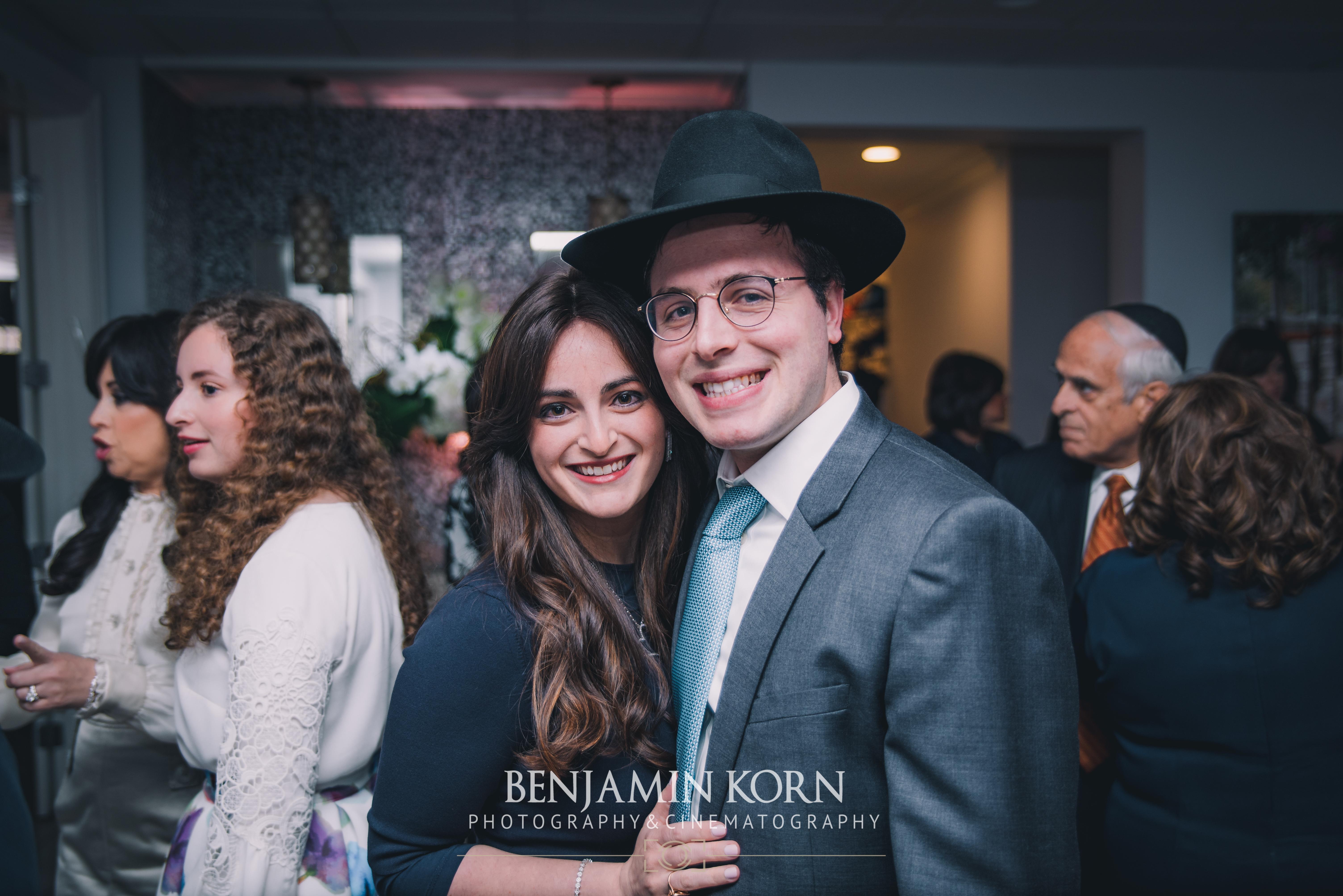 Yehuda & Ricki Vort-2689