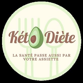 Kéto diète logo santé