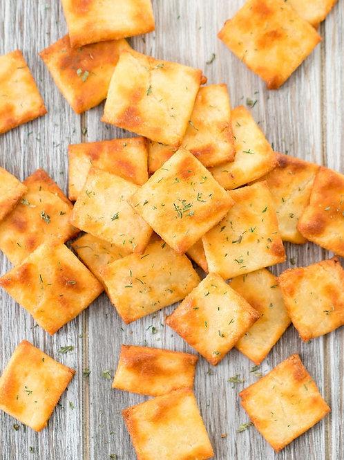 Biscuits Crackers Kéto