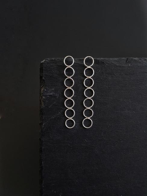 Circles Studs