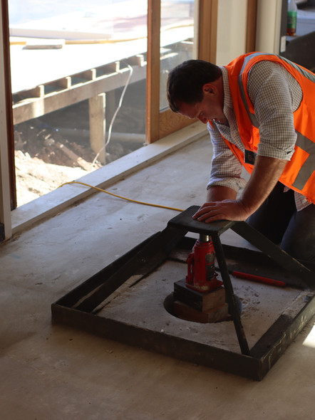Repairing and re-levelling your property - what you should know.