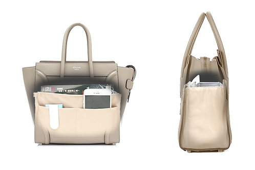 Celine Micro Luggage Tote Insert