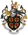 Arms of the Cambridge University Heraldic and Genealogical Society