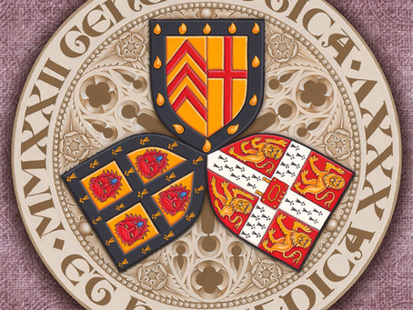 Our Congress badge has been designed by Tania Crossingham, watch the video of it being created.