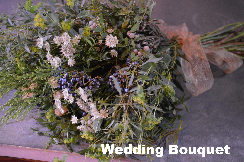 ウエディングブーケ・Wedding bouquet