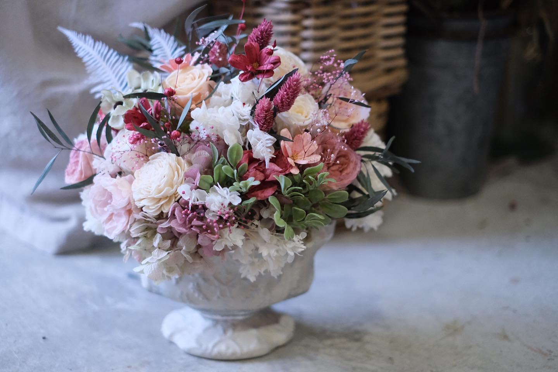 プリザーブドフラワー・Preserved flower