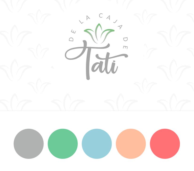 Branding la Caja de Tati