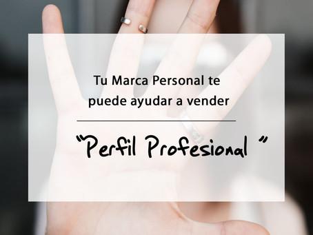 Tu Marca Personal te puede ayudar a vender