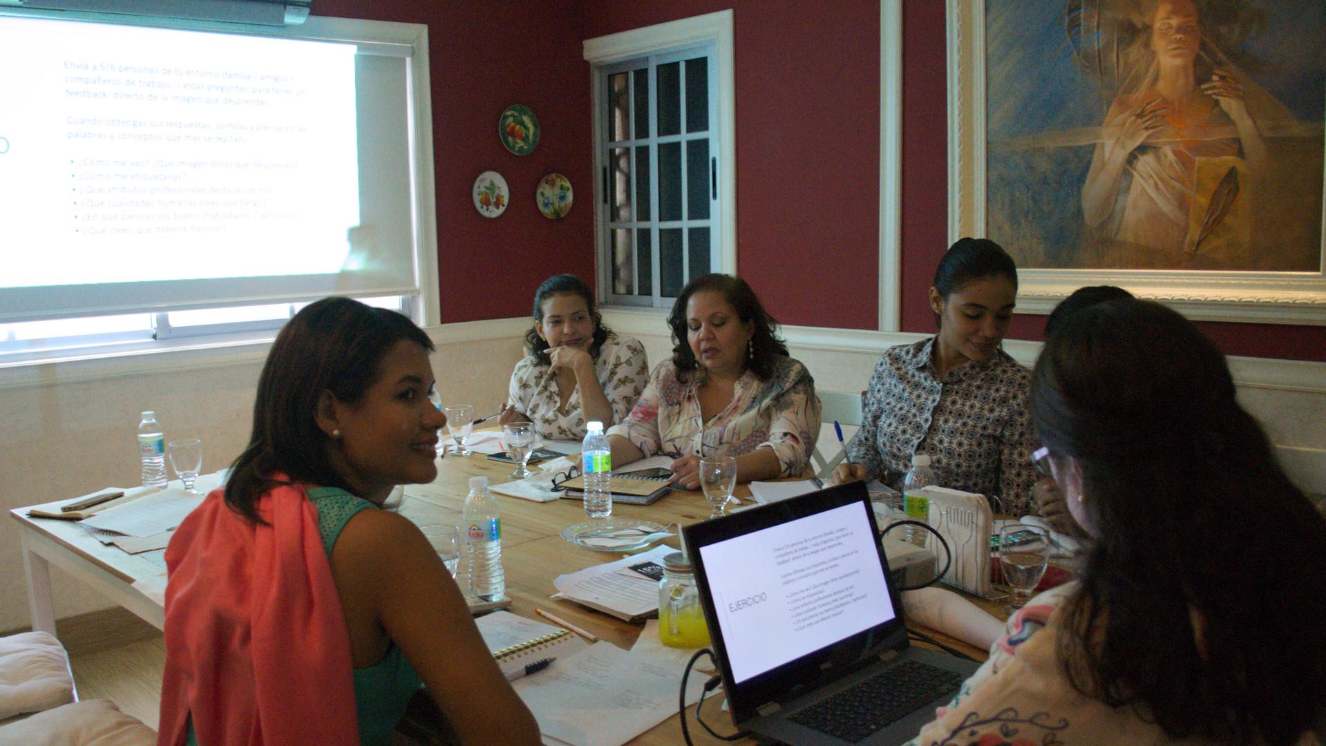 Workshop Estrategias en Redes Sociales