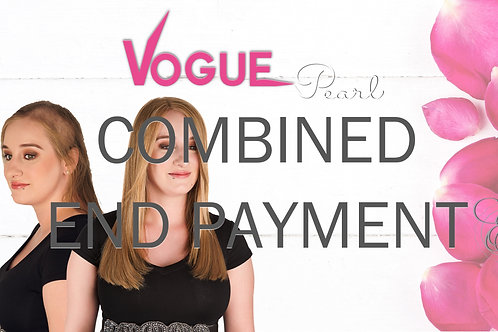 VOGUEPEARL™ COMBINED END PAYMENT