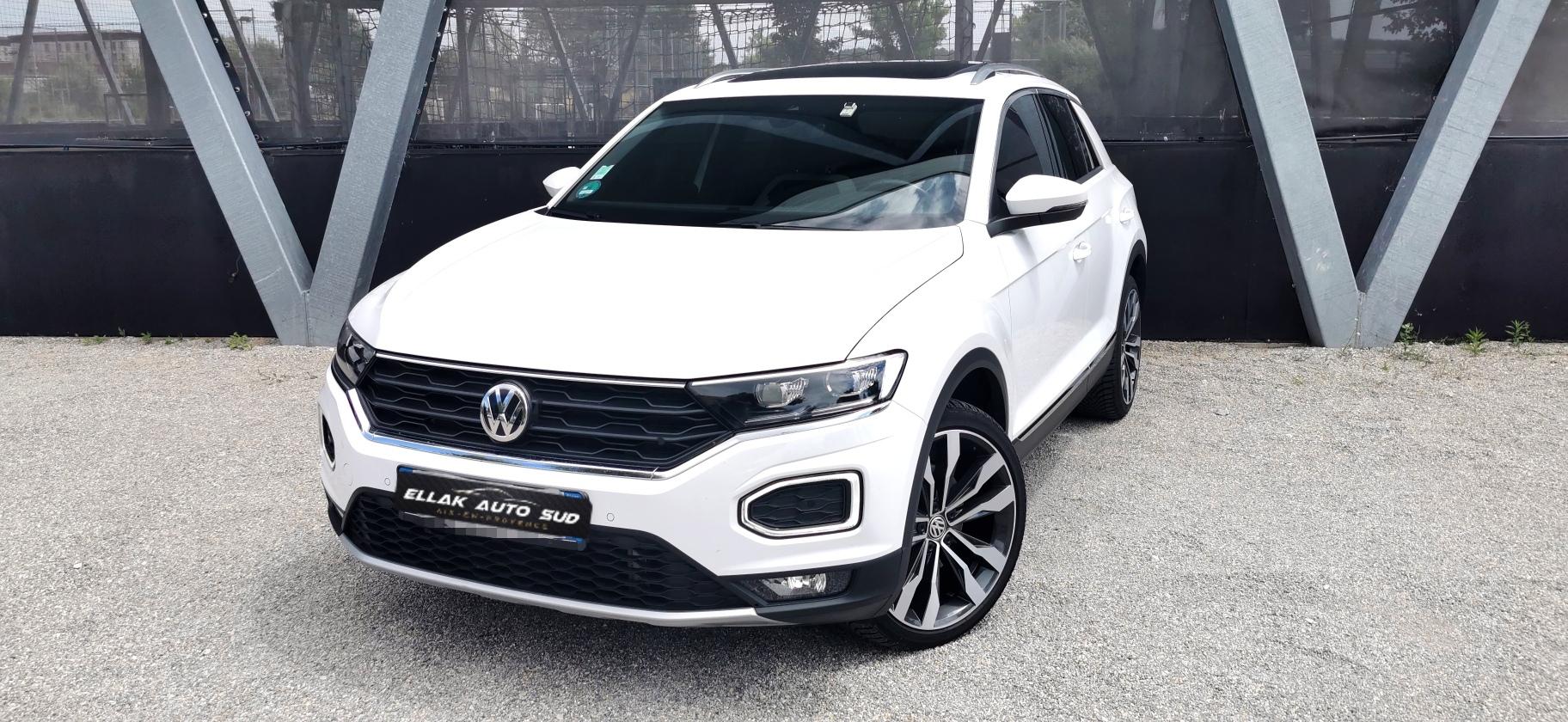 Volkswagen T-Roc - Ellak Auto Sud