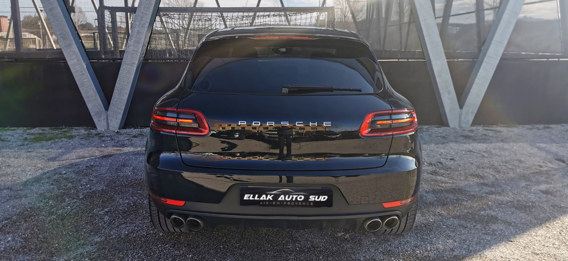 Porsche Macan S - Ellak Auto Sud