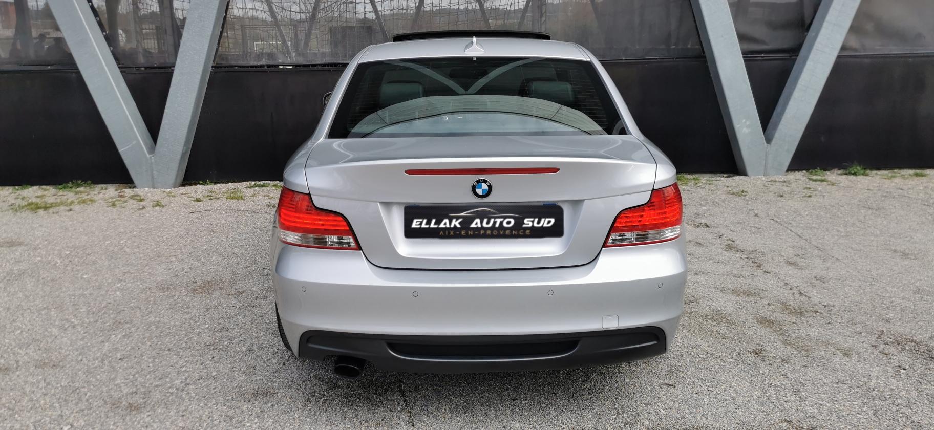 BMW 123d - Ellak Auto Sud
