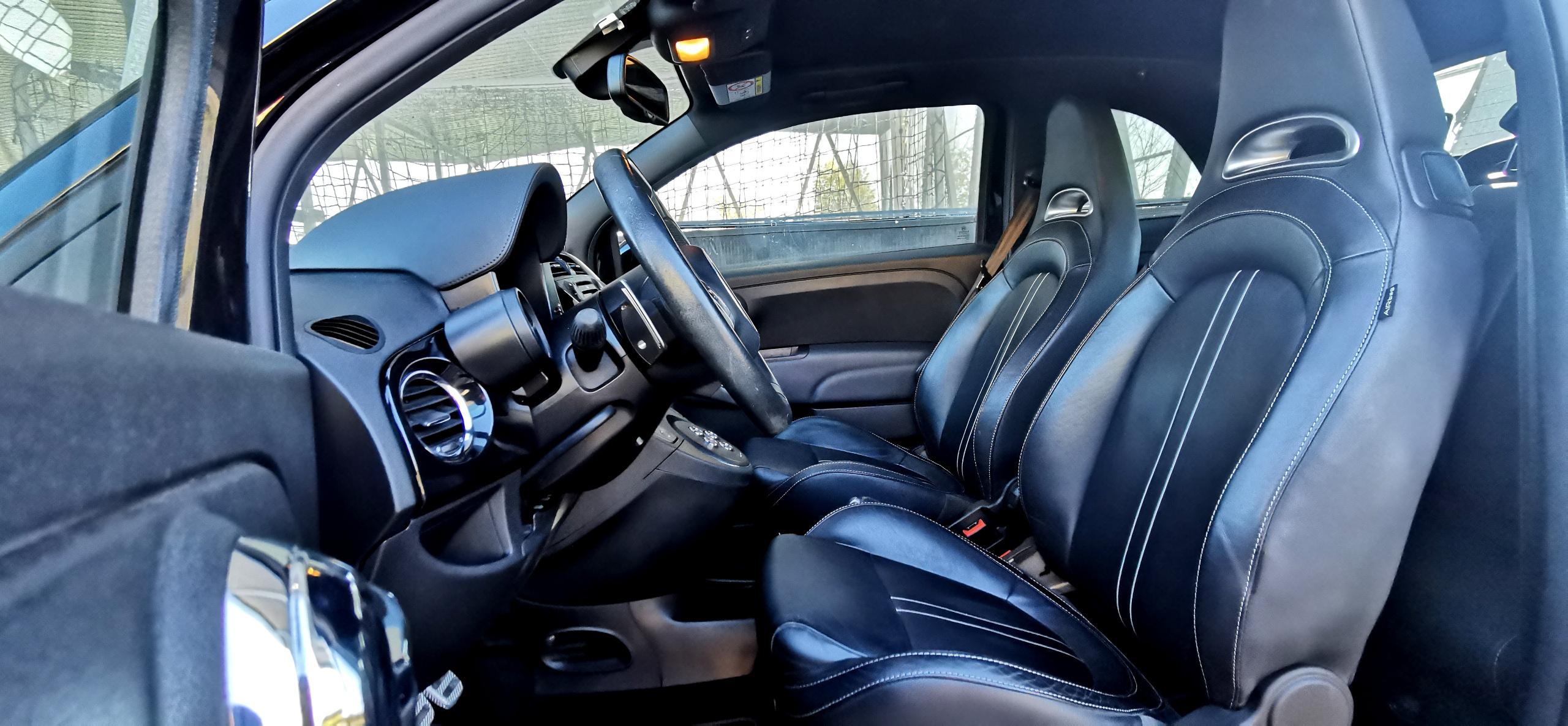 FIAT ABARTH 500C - Ellak Auto Sud