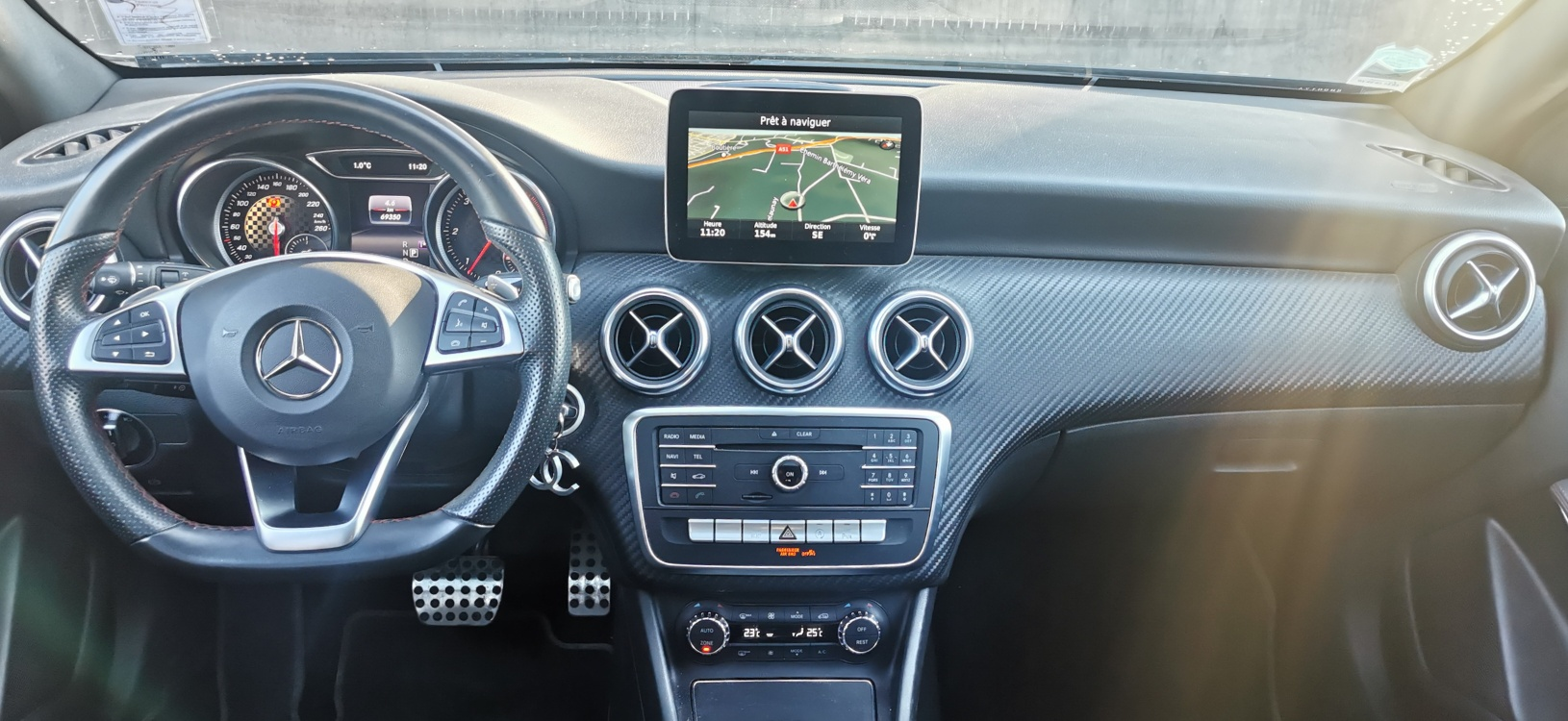 Mercedes Classe A 220d - Ellak Auto Sud